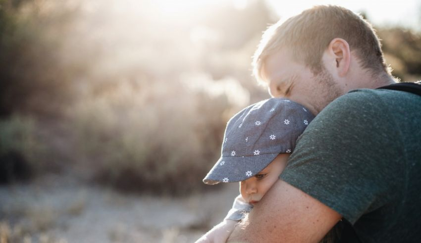 child_cute_dad_father_love_man_nature_parent-934563